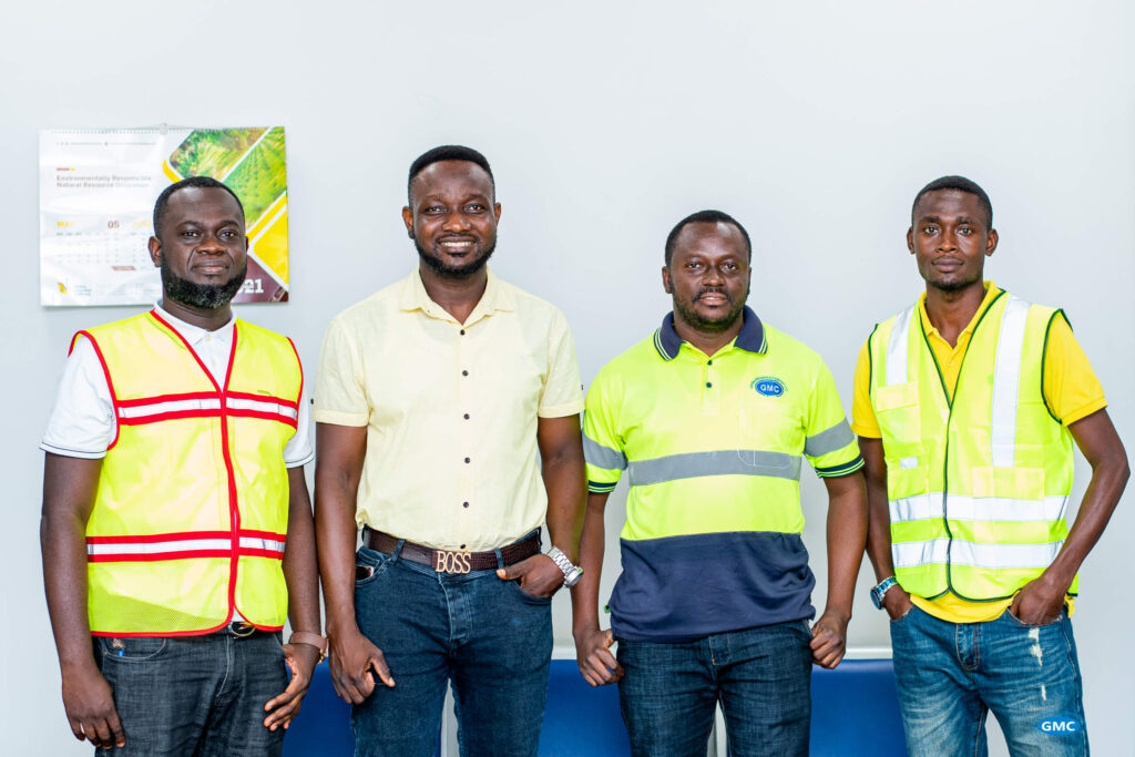 staff from procurement