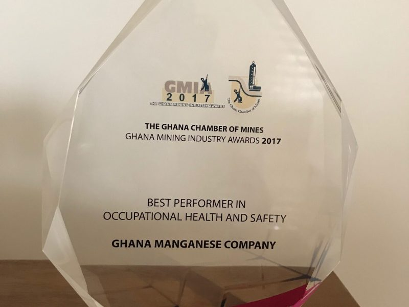 Best Performer in Occupational Health & Safety