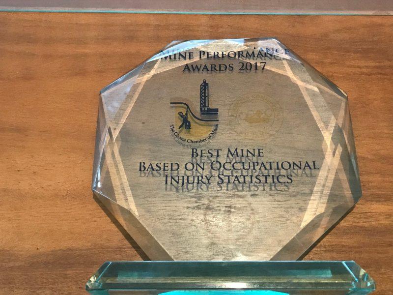 Best Mine Based on Occupational Injury Statistics